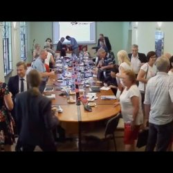 41 sesja Rady Miejskiej Skoczowa w dniu 19 czerwca 2018 r.