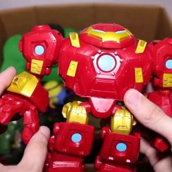 Super Heros Toys  Spiderman, Captain America, Marvel Mashers, Cars, Hulk, Iron Man