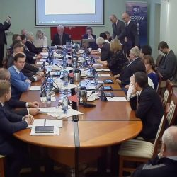 I sesja Rady Miejskiej Skoczowa VIII kadencji w dniu 20 listopada 2018 r.